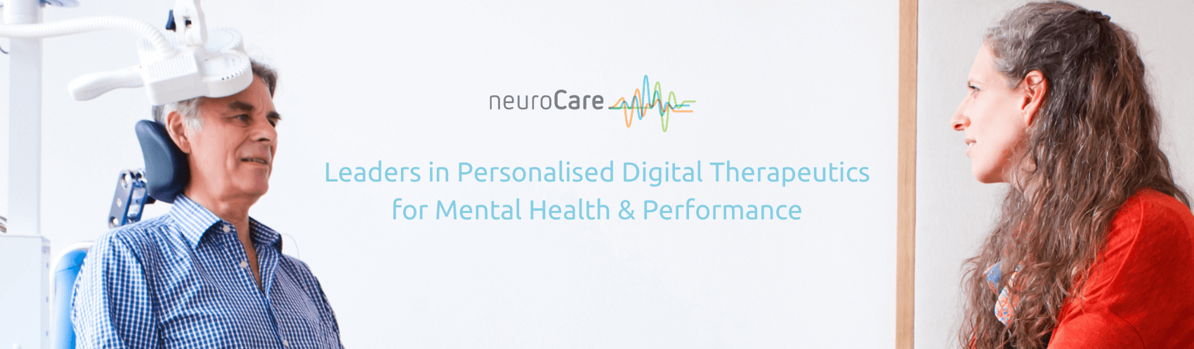Leaders in Personalised Digital Therapeutics for Mental Health & Performance